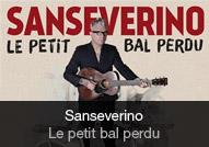 Sansévérino - album Le petit bal perdu