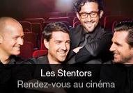 Les Stentors - album Rendez vous au cinéma