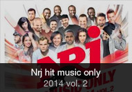 Compilation - album NRJ Hit Music Only 2014 vol. 2