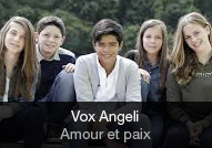 Vox Angeli - album Amour et paix