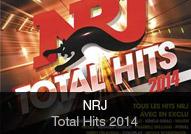 Compilation - album NRJ Total Hits 2014