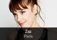 Zaz - album Paris