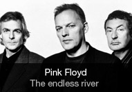 Pink Floyd - album The Endless River (Deluxe)