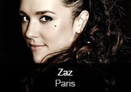 Zaz - album Paris