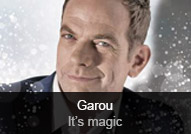 Garou - album It's Magic !