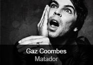 Gaz Coombes - album Matador