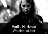 Marika Hackman - album We Slept At Last