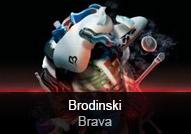 Brodinski - album Brava