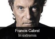 Francis Cabrel - album In Extremis