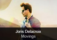 Joris Delacroix - album Movings