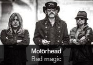 Motörhead - album Bad Magic