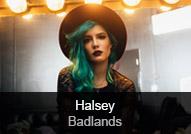 Halsey - album BADLANDS (Deluxe)