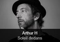 Arthur H - album Soleil dedans