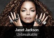 Janet Jackson - album Unbreakable