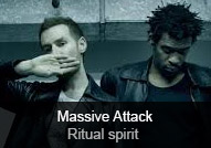 Massive Attack - album Ritual Spirit (EP)