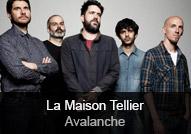 La Maison Tellier - album Avalanche