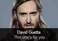 David Guetta - album This One's For You (feat. Zara Larsson)