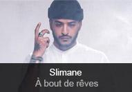 Slimane - album À bout de rêves