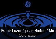 Major Lazer - album Cold Water (feat. Justin Bieber & MØ)