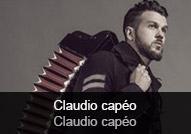 Claudio Capéo - album Claudio Capéo