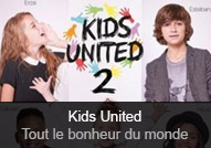Kids United - album Tout le bonheur du monde