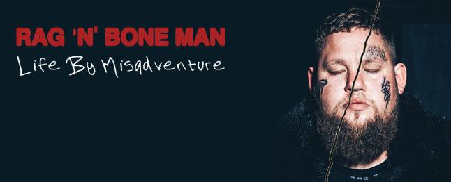 Rag N Bone Man - Life By Misadventure