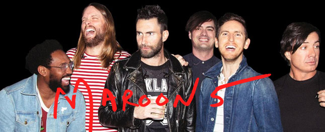 Maroon 5 - JORDI (Deluxe)