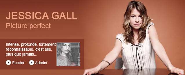 Jessica Gall - Picture perfect