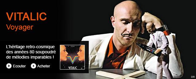 Vitalic - Voyager