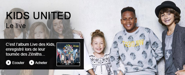 Kids United - Kid united