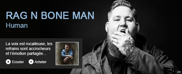 Rag n Bone Man - Human (deluxe)