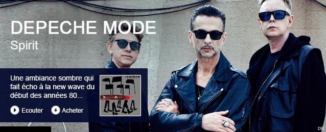 Depeche Mode - Spirit (deluxe)