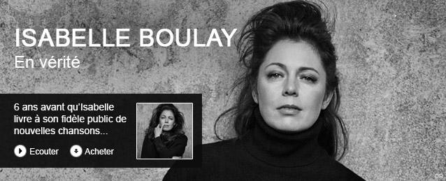 Isabelle Boulay - En vérité