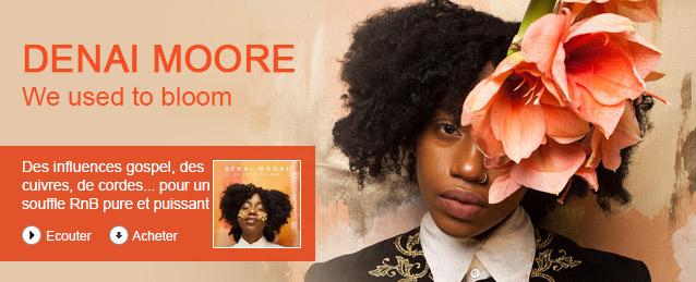 Denai Moore - We used to bloom