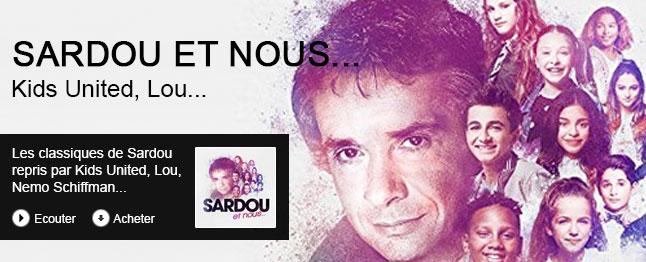 Compilation - Sardou et nous...
