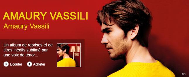 Amaury Vassili - Amaury