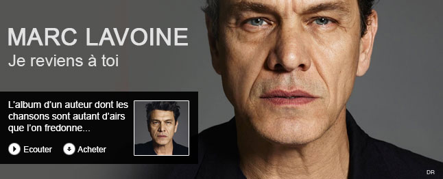Marc Lavoine - Je reviens à toi