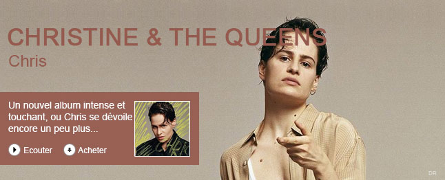 Christine & the Queens - Chris