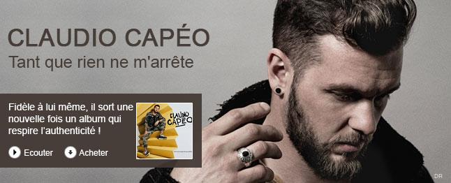 Claudio Capéo - Tant que rien ne m'arrête