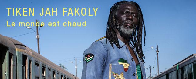Tiken Jah Fakoly - Le monde est chaud
