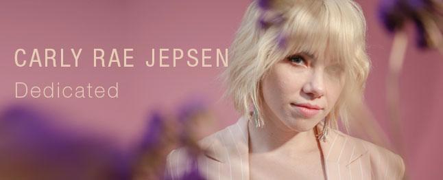 Carly Rae Jepsen - Dedicated