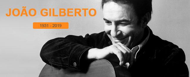 Discographie de João Gilberto