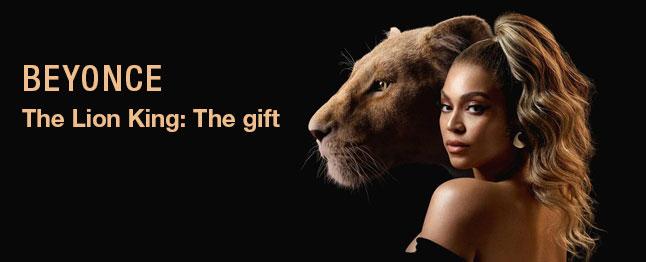 Beyoncé Knowles - The lion king: the gift