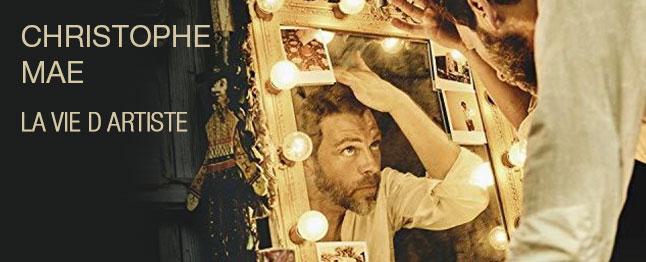 Christophe Maé - La vie d'artiste