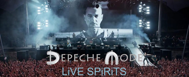 Depeche Mode - Live spirits soundtrack