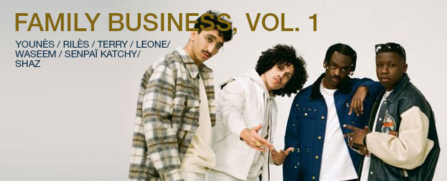 Compilation - FAMILY BUSINESS, Vol. 1