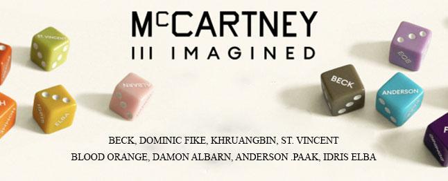 Paul MC Cartney - McCartney III Imagined
