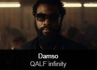 Damso - album QALF infinity