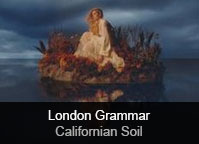 London Grammar - album Californian Soil