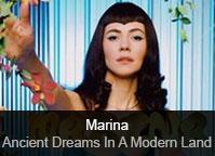 Marina - album Ancient Dreams In A Modern Land
